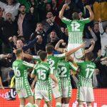 Real Betis reduce sueldos a toda la plantilla