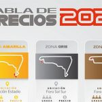 Boletos para F1 en México aumentarán su precio