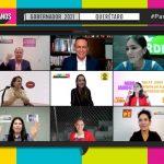 Coparmex cumple con mesa de propuestas entre candidatos